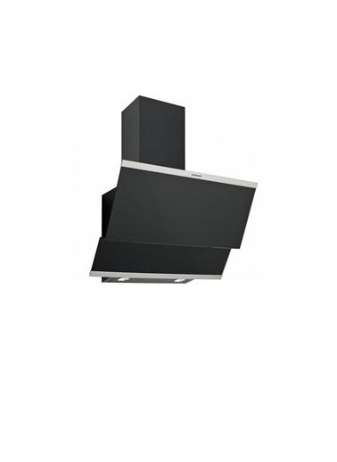 Silverline Classy 60Cm Cam Siyah Ankastre Set 3420.6.110.10 Davlumbaz+CS5349B01 Ocak+BO6275B01 Fırın Siyah